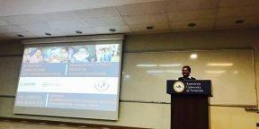KIIT & KISS Founder Delivers Talk in Armenia