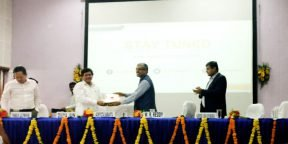 Prof Samanta delivers 59th Foundation Day lecture at NIRD and PR