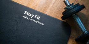 Stay Fit while you Stay Home